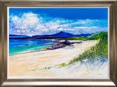 St Columba's Beach of the Seat, Iona
