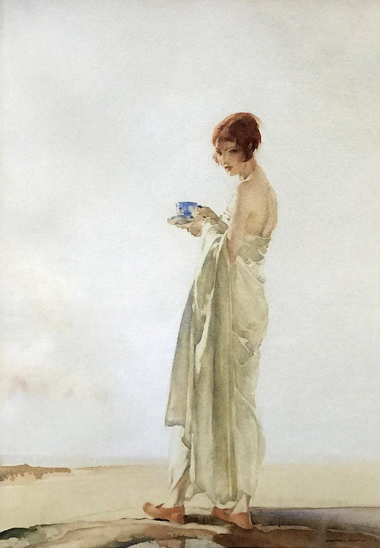 No.1 Barbara - Art by William Russell Flint