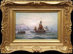 The Fishing Fleet of Scarborough