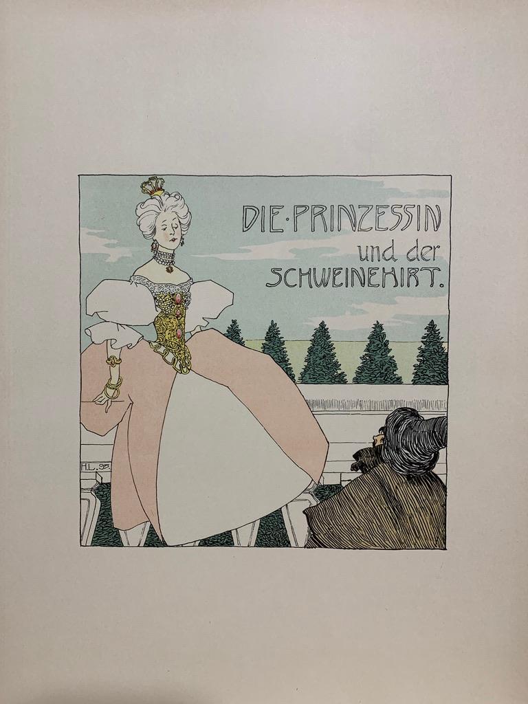 Die Prinzessin vnd der Schweinehirt