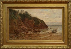 The Cliffs, British Impressionism