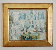 Andre Lauran, Oil on Canvas, Chateau de Vaux-le-Vicomte