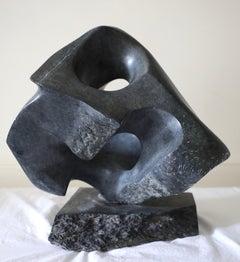 David Breeden, Freeform stone sculpture