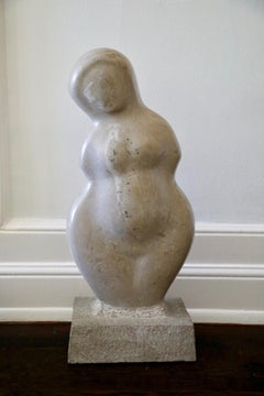 Walter Driesbach, Untitled Large Sculpture of a Woman