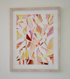 Abstract Geometric Work on Paper