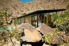 "James Schnepf ""Frey House II"" Modernism Photograph Palm Springs Mid-Century"