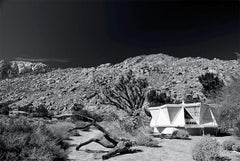 "James Schnepf ""D'Angelo Rotating House 1963"" Photograph Palm Springs Mid-Century"