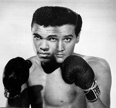 The Greatest Black, 3/10 Julian Prolman Elvis Mohammed Ali Boxing Gloves Glitter