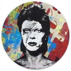 David Bowie Vinyl 1-10, Greg Gossel Pop Art LP Record (Singles & Sets Available)