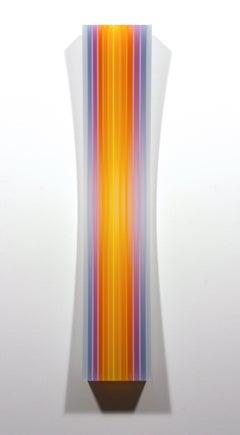 Yellow Magenta Stripe