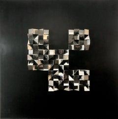 Mary Martin, Six Groups, 1963, construction. Constructivist, Modernist