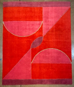 """""""Watermelon"""" Tapestry Edition of 20 for Modern Masters Tapestrie"""