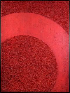 Red Lunar Corona