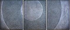 Solar Corona Triptych