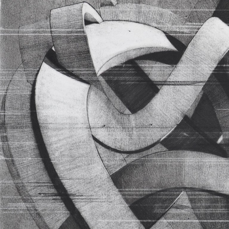 Gestured - Abstract Geometric Art by Travis Rice