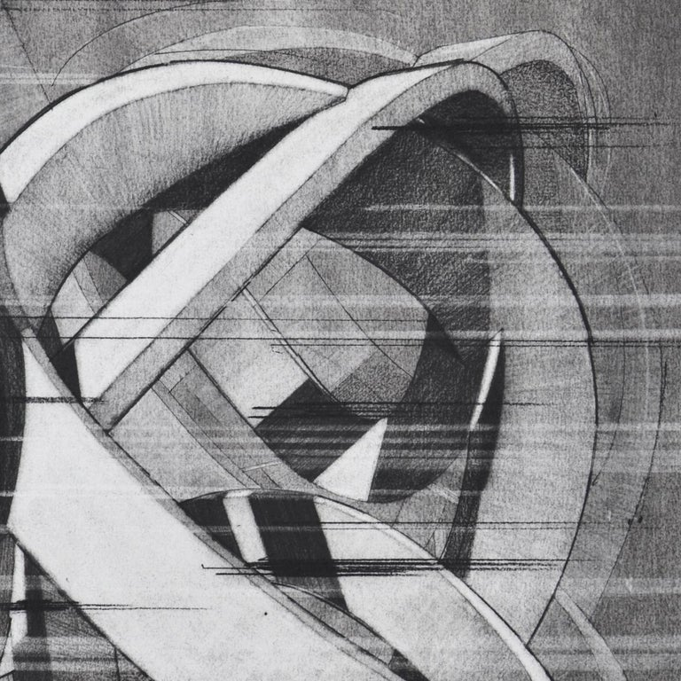 Movement - Abstract Geometric Art by Travis Rice