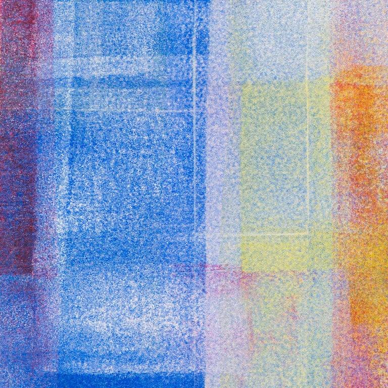 Water 12 - Color-Field Art by Daniel Brice