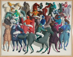 Al Nastro, Horse Racing Jockeys,