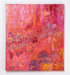 Orli Ziv, Jerusalem pink atmosphere, spirituality