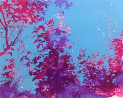 """Magenta"" Limited Edition Color Print of Nature, A Fairytale Journey"