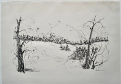 Trees and Fields, Print Club of Cleveland