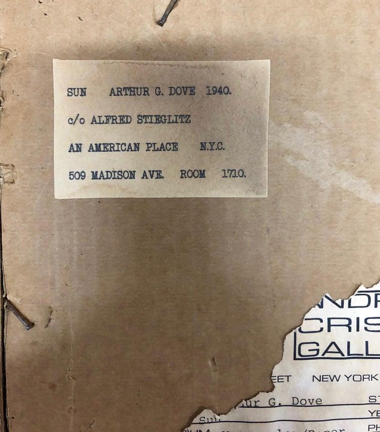 Arthur Dove (1880-1946)   Title