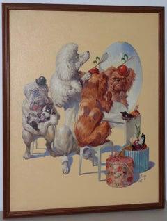 Canine Hat Shop