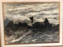 Henri Harpignies Landscape