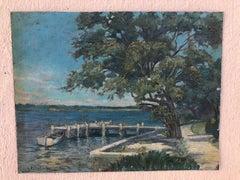 C.P. Dietsch Old Florida Landscape