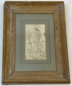 17th Century Old Master Drawing