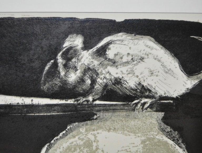 Gerald Gooch Mid Century Abstract