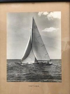 "Morris Rosenfeld ""Venturer"" Original Photograph"