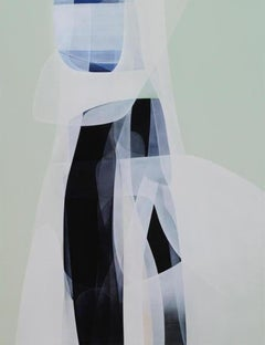 High above , down below II, 2012, Acrylic on canvas