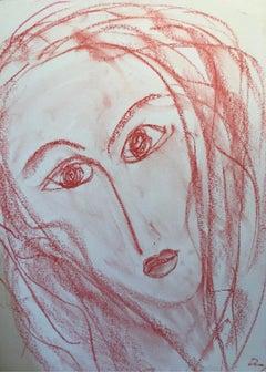 Modern Drawings and Watercolor Paintings
