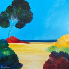 """""""Blue Skies Yellow Sand"""" by Payet"""