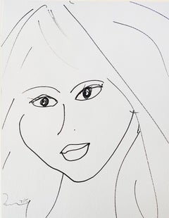 """""""The Lady With The Sparkling Eyes"""" by Devie"""