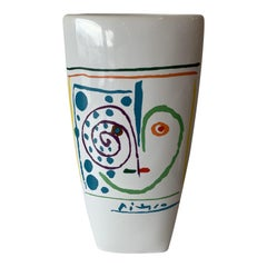 Picasso Face Vase by Masterpiece
