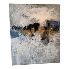 Abstract Painting by Joe Adams