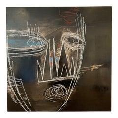 Meditative Series Oil on Wood Panel