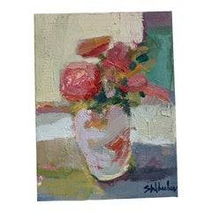 Mini Floral Oil Painting
