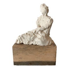 """Repose"" Nude Sculpture by Stephanie Wheeler"