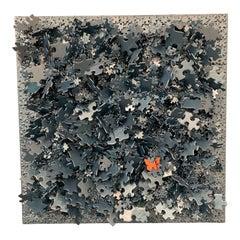 Levity , Puzzle Sculpture