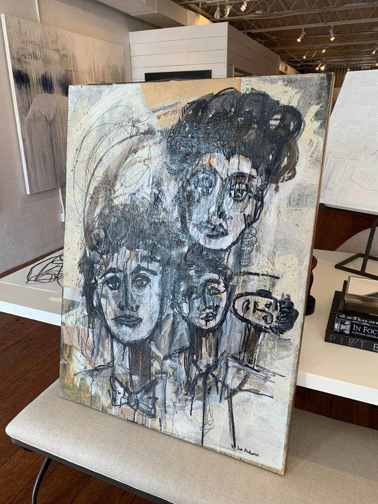 Mixed Media Painting  5