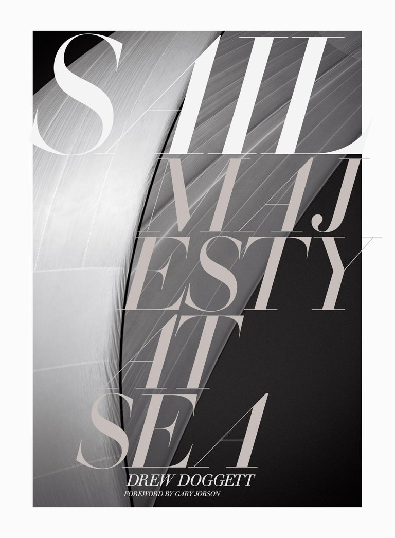 Sail: Majesty at Sea, Coffee Table Book - signed by the Artist 1