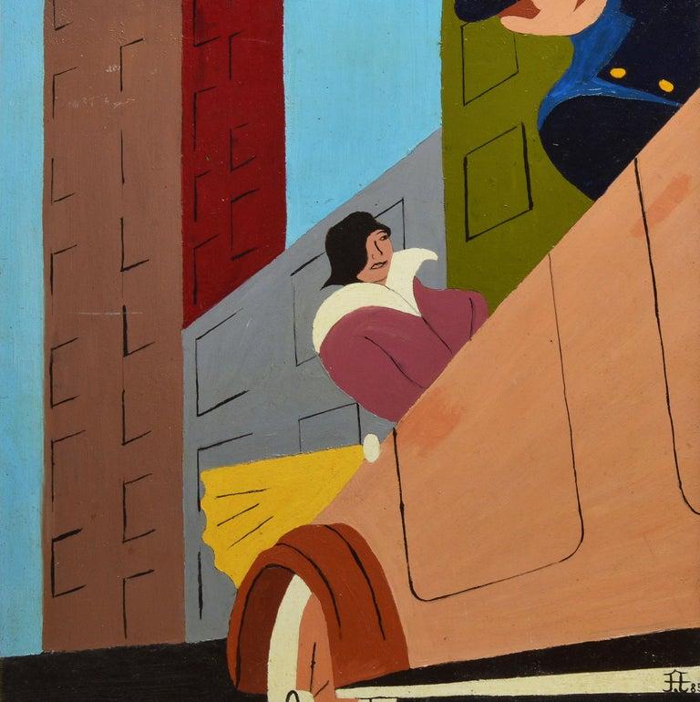Frank Diaz Escalet Artwork for Sale at Online Auction