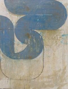 Mimesis 1 - Abstract art, Geometric, Acrylic, Contemporary, Minimalistic art
