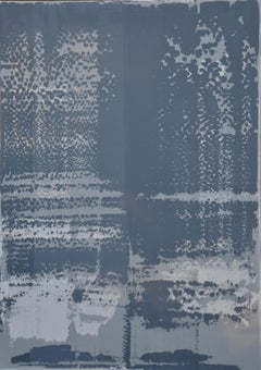 ´2026` - grey, landscape, abstract, contemporary art, 21st C, minimalism