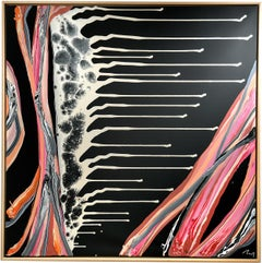 SWEETZ edition inner strenght - expressive, abstract, Contemporary, minimalistic