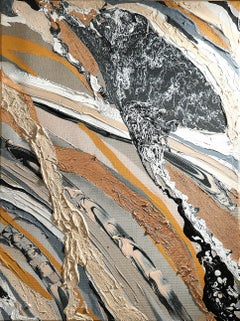 DUSTY edition cyclone -abstract, Contemporary art, minimalistic, 21st, expressiv