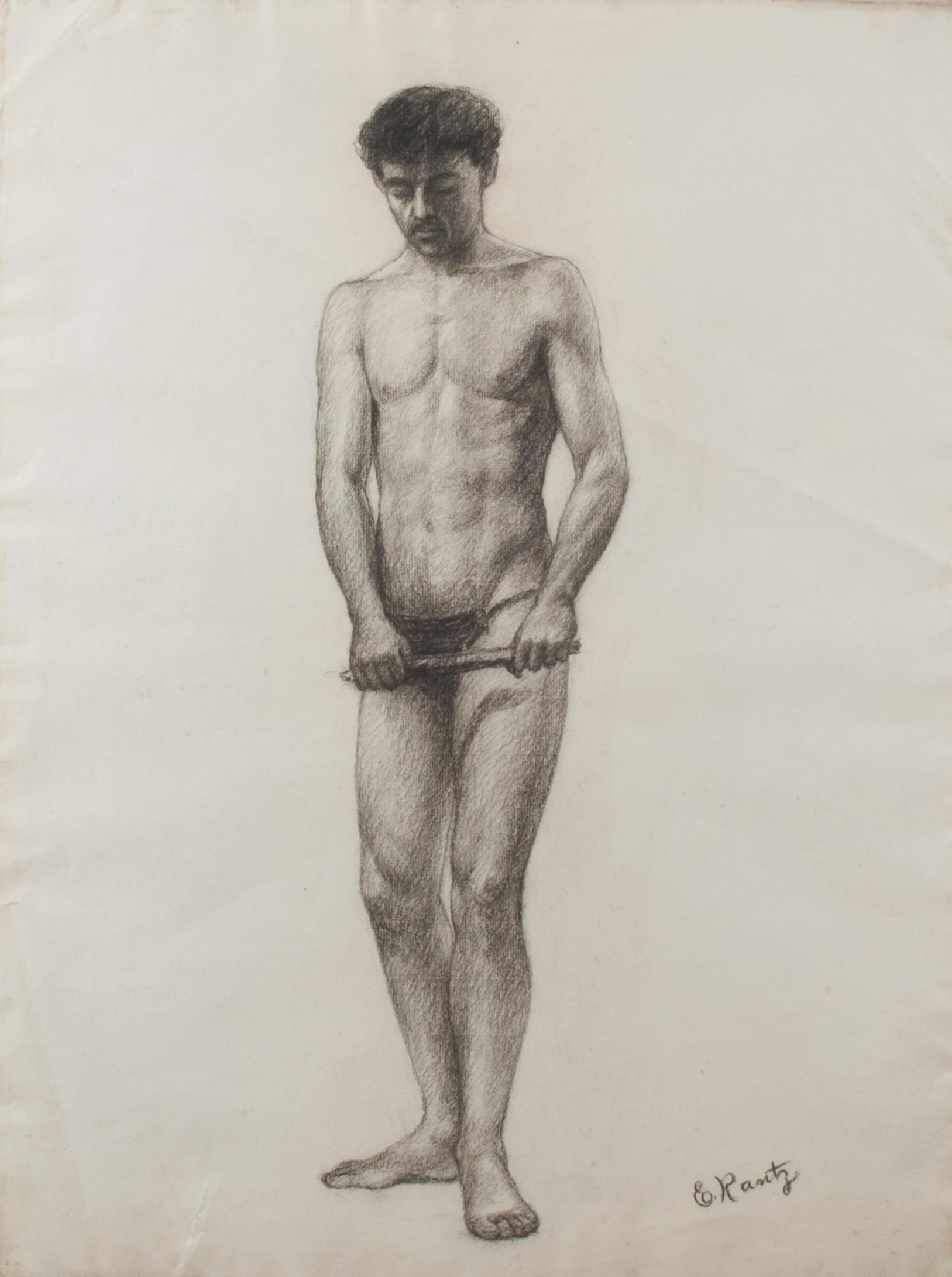 Academic Nude Study